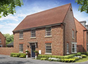 "Thumbnail 4 bed detached house for sale in ""Cornell"" at Southfleet Road, Swanscombe"