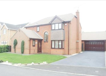 Thumbnail 4 bed detached house for sale in 4 Waterdale Close, Sprotbrough, Doncaster