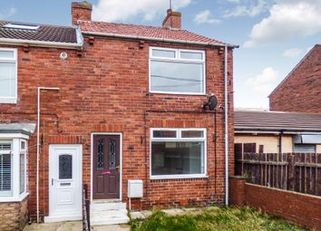 Thumbnail 3 bed terraced house for sale in Meadow Avenue, Blackhall Colliery, Hartlepool