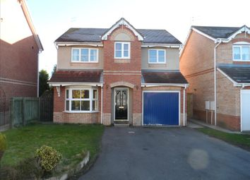 Thumbnail Detached house to rent in Warren Court, Ashington
