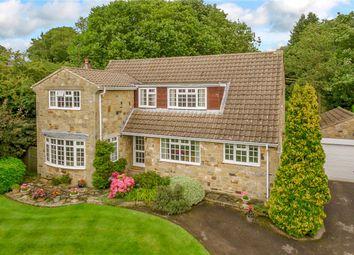 Thumbnail 4 bedroom detached house for sale in Beech Close, Farnham, Knaresborough, North Yorkshire