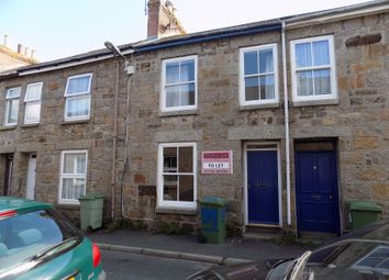 Thumbnail 2 bed terraced house to rent in Caldwells Road, Penzance