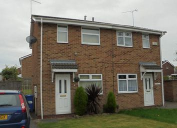 Thumbnail 2 bed semi-detached house to rent in Derrington Leys, Alvaston, Derby.