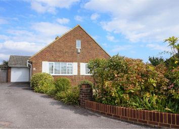 Thumbnail 2 bed detached bungalow for sale in Rookhurst Road, Bexhill-On-Sea