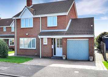 Thumbnail 4 bed detached house for sale in Chestnut Way, Tuxford, Newark