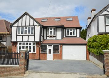 Thumbnail 6 bed detached house for sale in Holmwood Road, Cheam, Sutton
