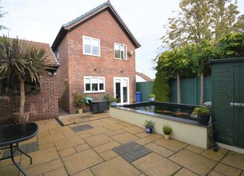 Thumbnail 3 bed detached house for sale in Wentworth Way, Lowestoft