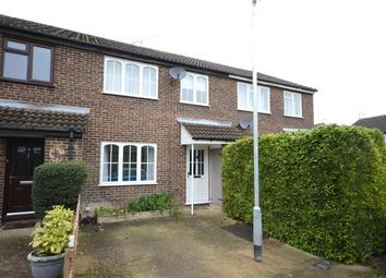 Thumbnail 3 bed terraced house for sale in Saturn Close, Wokingham, Berkshire