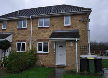 Thumbnail 1 bed semi-detached house to rent in Oakley Avenue, Rayleigh, Essex