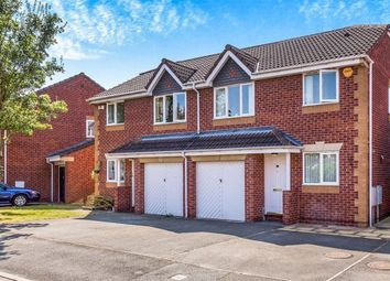 Thumbnail 3 bed property to rent in Shipley Close, Branston, Burton Upon Trent, Staffordshire