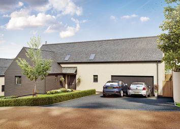 Thumbnail 4 bed detached bungalow for sale in Malborough, Near Salcombe, Devon