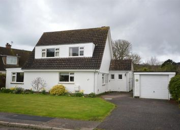 Thumbnail 3 bed detached house for sale in Livonia Road, Sidmouth, Devon