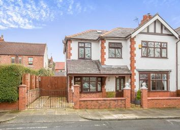 Thumbnail 4 bed semi-detached house for sale in Somerville Road, Wigan, Greater Manchester