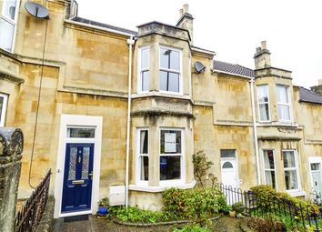 Thumbnail 4 bed terraced house for sale in Eastbourne Avenue, Bath, Somerset