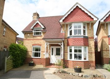 Thumbnail 3 bed detached house to rent in Teise Close, Tunbridge Wells
