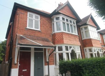 Thumbnail 1 bed maisonette to rent in Limes Road, Weybridge