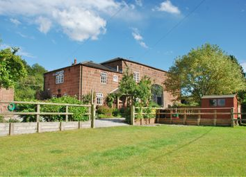 Thumbnail 3 bed barn conversion to rent in Barnside Cottage, Gallowsclough Farm, Oakmere, Northwich, Cheshire