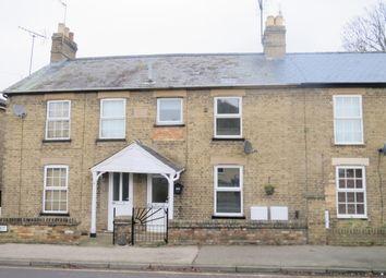 Thumbnail 2 bedroom terraced house for sale in Wellington Street, Littleport, Ely