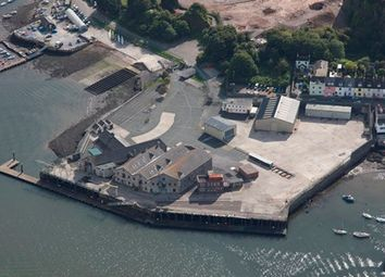 Thumbnail Industrial to let in Turnchapel Wharf, Plymouth