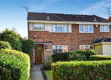 Thumbnail 3 bedroom semi-detached house for sale in Firgrove Road, Yateley, Hampshire