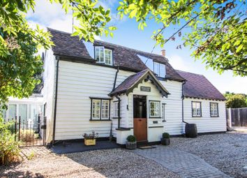 Thumbnail 3 bed cottage for sale in Main Road, Hawkwell, Hockley, Essex