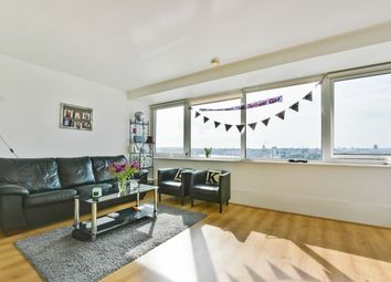 Thumbnail 1 bed flat to rent in Aragon Tower, London