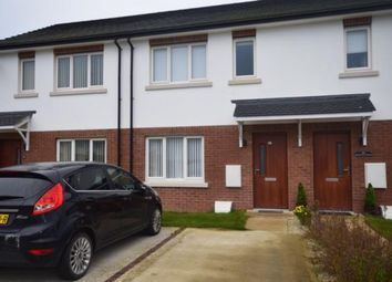 Thumbnail 2 bed terraced house to rent in Slieu Whallian View, Peel