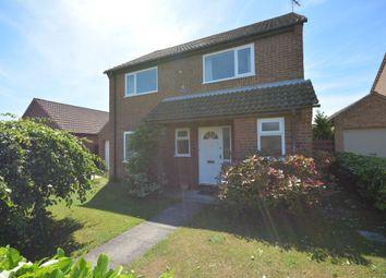 Thumbnail 4 bed detached house for sale in The Parklands, Carlton Colville, Lowestoft