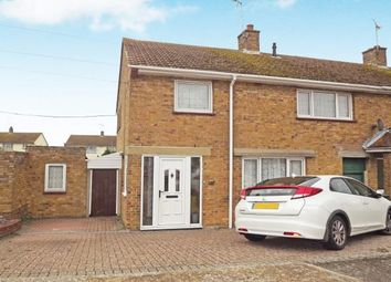 Thumbnail 3 bed end terrace house for sale in Kent Avenue, Sittingbourne, Kent