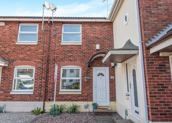Thumbnail 2 bed terraced house for sale in Kilton Court, Howdale Road, Hull