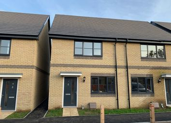 Thumbnail 2 bed semi-detached house for sale in Goodall Road, North Stoneham Park, Eastleigh
