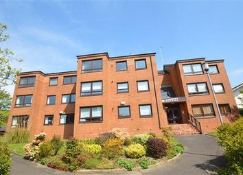 Thumbnail 2 bed flat for sale in Ascot Court, Kelvindale, Glasgow
