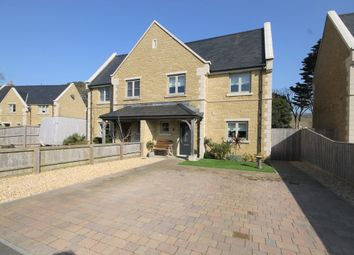 Thumbnail 3 bed semi-detached house for sale in Woodlands, Brighstone, Newport