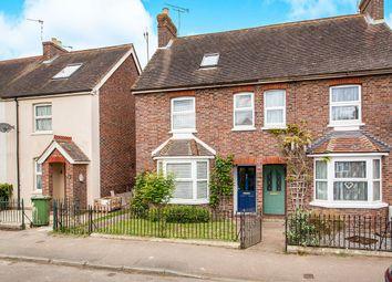 Thumbnail 3 bed semi-detached house for sale in Mount Pleasant, Paddock Wood, Tonbridge