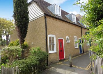 Thumbnail 2 bedroom end terrace house to rent in Oyster Mews, Skinners Alley, Whitstable