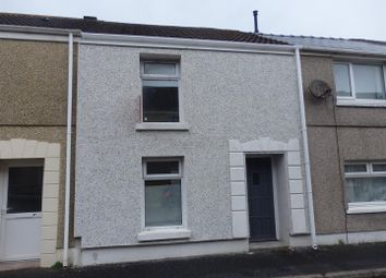 Thumbnail 2 bed terraced house for sale in Dolau Fawr, Llanelli