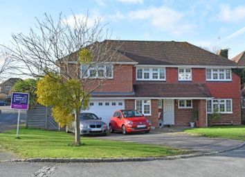 Thumbnail 5 bed detached house for sale in Gales Close, Guildford
