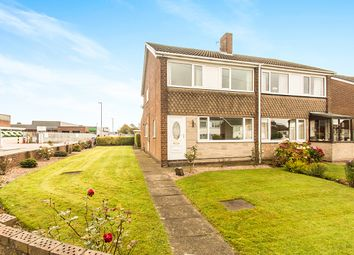 Thumbnail 3 bed semi-detached house for sale in Scotchman Close, Morley, Leeds