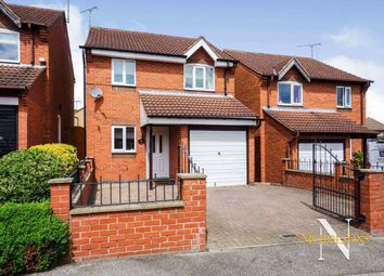 Thumbnail 3 bed detached house for sale in Holdenby Close, Retford, Nottinghamshire