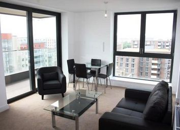 Thumbnail 1 bed flat for sale in Waterside Park, Connaught Heights, Royal Docks