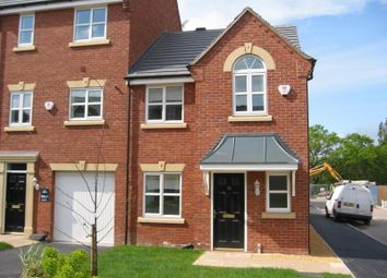 Thumbnail 3 bed semi-detached house to rent in Ursuline Way, Off Salisbury Close, Crewe, Cheshire