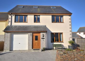 Thumbnail 6 bed detached house for sale in Green Field Close, The Lizard, Helston