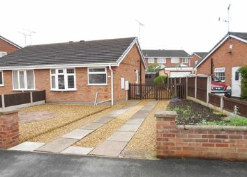 Thumbnail 1 bed semi-detached bungalow for sale in Lansdown Road, Sydney, Crewe, Cheshire