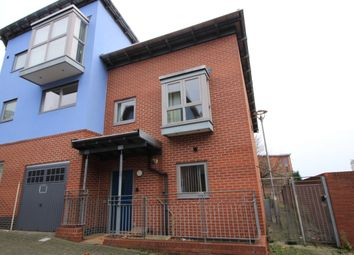 Thumbnail 3 bed town house to rent in Bradshaw Close, Park Central, Birmingham