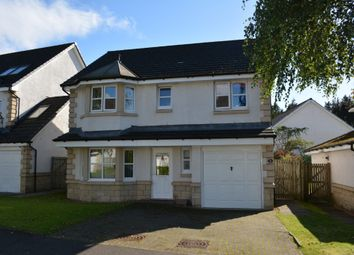 Thumbnail 4 bed detached house for sale in Vorlich Crescent, Callander, Stirling
