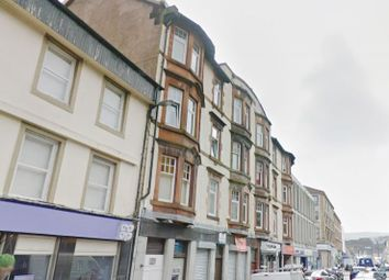 Thumbnail 1 bed flat for sale in 72, West Blackhall Street, Greenock PA151Xg