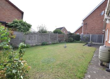 Thumbnail 3 bed detached bungalow for sale in Chancel Road, Scunthorpe