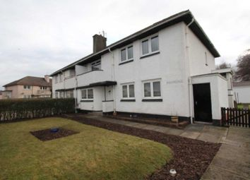Thumbnail 3 bed flat to rent in Craigview Avenue, Johnstone