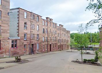 Thumbnail 1 bedroom flat for sale in 5, Clune Park Street, Port Glasgow PA145Re