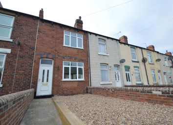 Thumbnail 3 bed terraced house to rent in Ashton Road, Castleford